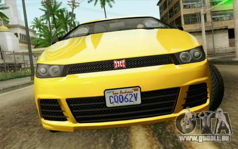 GTA V Dinka Blista IVF pour GTA San Andreas