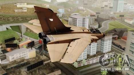 Tornado MIG Eater pour GTA San Andreas laissé vue