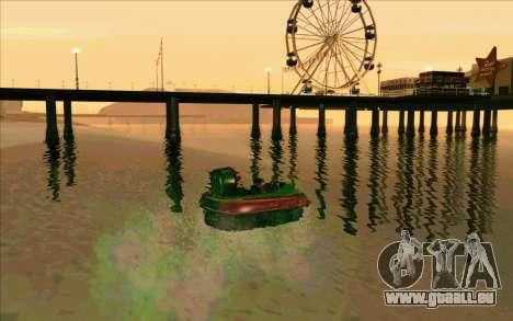 Tini ENB V2.0 Last pour GTA San Andreas deuxième écran
