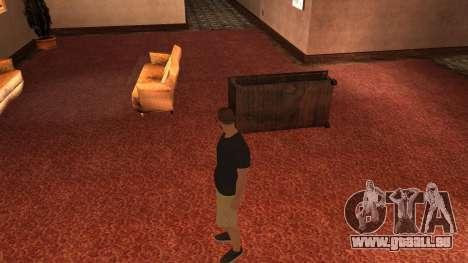 New Zero pour GTA San Andreas quatrième écran