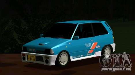 Suzuki Alto Works RS/R für GTA San Andreas