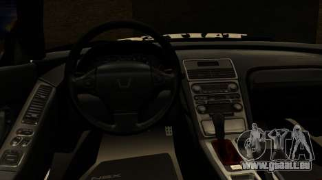 Honda NSX Street Killer pour GTA San Andreas vue de droite