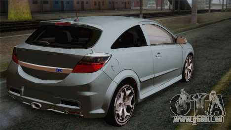 Opel Astra OPC Stock für GTA San Andreas linke Ansicht