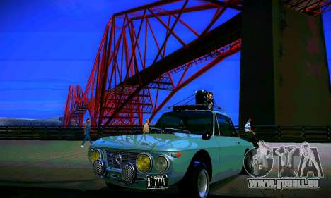 ANCG ENB v2 pour GTA San Andreas troisième écran