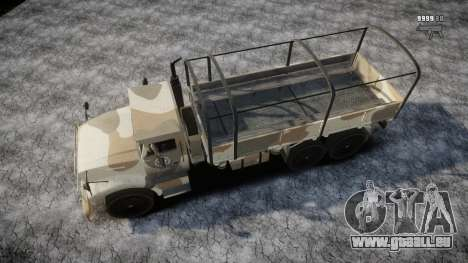 GTA 5 Barracks v2 pour le moteur de GTA 4
