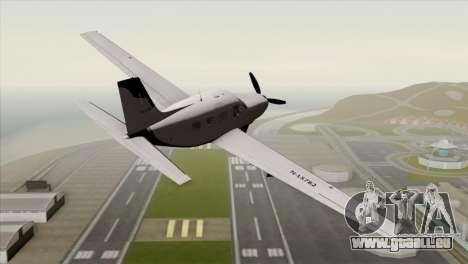 GTA 5 Velum für GTA San Andreas linke Ansicht