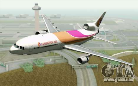 Lookheed L-1011 Hawaiian pour GTA San Andreas