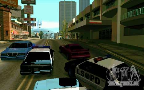 Tini ENB V2.0 Last pour GTA San Andreas cinquième écran