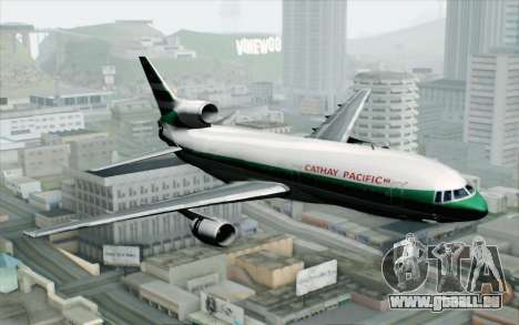 Lookheed L-1011 Cathay P für GTA San Andreas