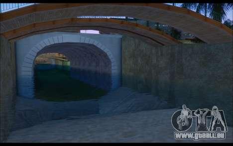 Realistic ENB V1 pour GTA San Andreas quatrième écran