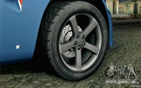 Wheels Corrector 2.0 SAMP für GTA San Andreas