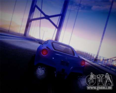 iNFINITY ENB für GTA San Andreas her Screenshot