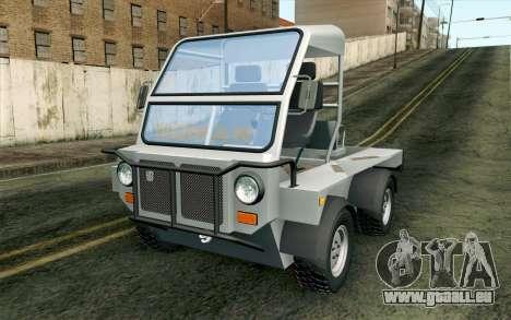 Dacia Logan MXP pour GTA San Andreas