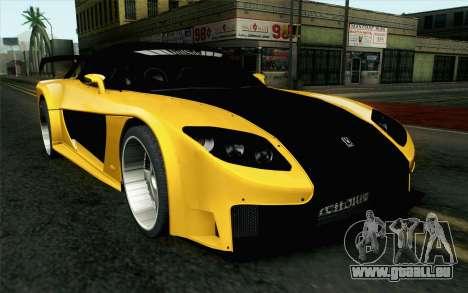 Mazda RX-7 Veilside Tokyo Drift für GTA San Andreas
