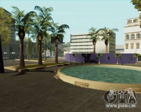 ENB Series for SAMP pour GTA San Andreas