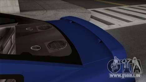 Ford Mustang GT PJ Wheels 1 pour GTA San Andreas vue de droite