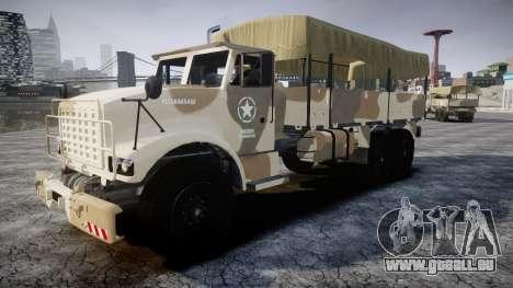 GTA 5 Barracks v2 für GTA 4