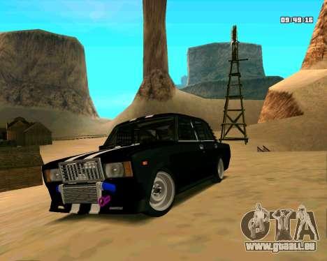 VAZ 2107 KRÄMPFE für GTA San Andreas