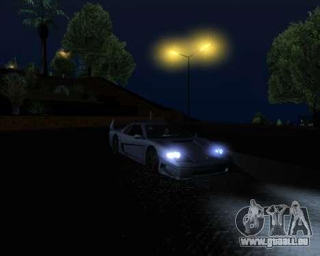 ENB Series New HD pour GTA San Andreas douzième écran