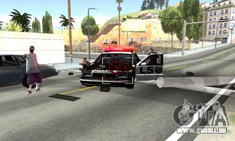BeautifulDark ENB für GTA San Andreas zweiten Screenshot