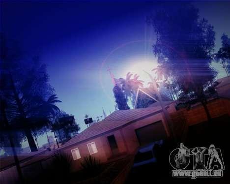 iNFINITY ENB pour GTA San Andreas