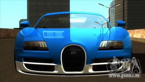 ENBSeries pour les faibles PC v5 pour GTA San Andreas sixième écran