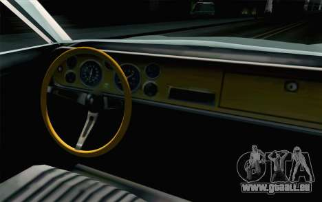 Renault Torino pour GTA San Andreas vue de droite