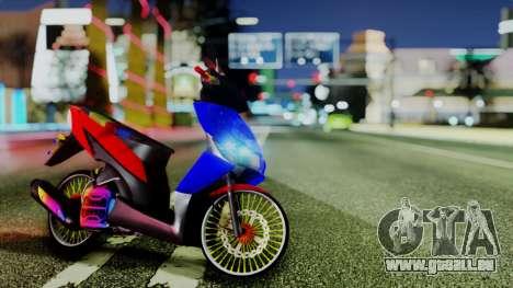 Humaiya ENB 0.248 V2 pour GTA San Andreas sixième écran