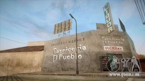 Simple ENB Series for Low PC für GTA San Andreas dritten Screenshot