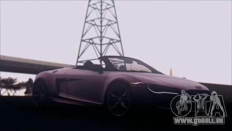 Strong ENB pour GTA San Andreas deuxième écran