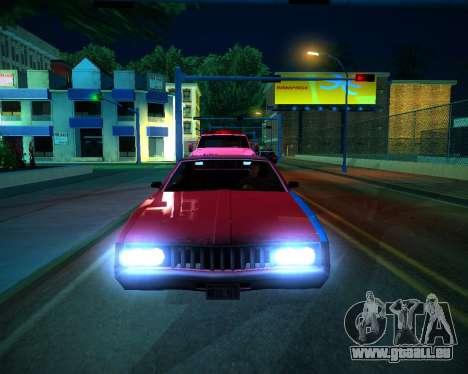 ENB GreenSeries pour GTA San Andreas douzième écran