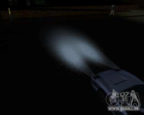 ENB Series New HD pour GTA San Andreas dixième écran