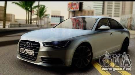 Audi A6 für GTA San Andreas
