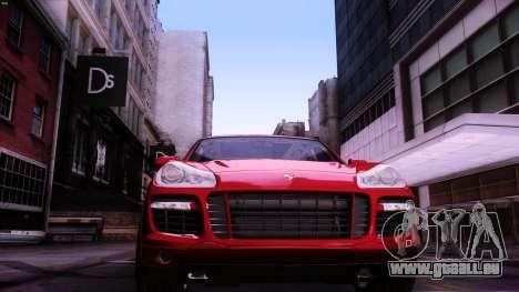 Lenoxx ENB pour GTA San Andreas troisième écran