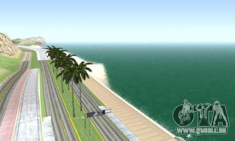 BeautifulDark ENB für GTA San Andreas achten Screenshot