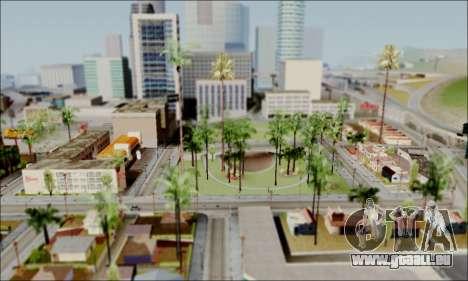 ENB für low PC für GTA San Andreas zweiten Screenshot
