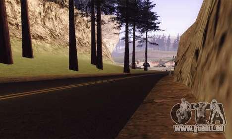 ENB Series v4.0 Final pour GTA San Andreas troisième écran