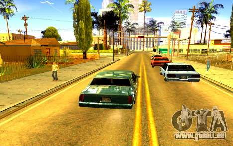 Colorful ENBSeries für GTA San Andreas zweiten Screenshot