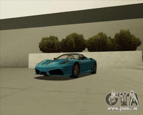 ENB Series for SAMP pour GTA San Andreas troisième écran