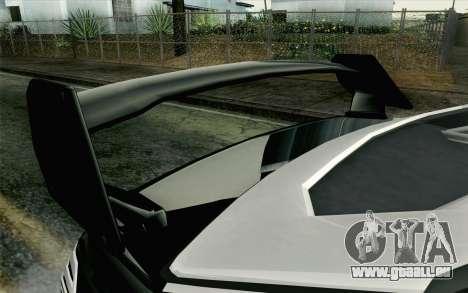 GTA 5 Karin Kuruma v2 Armored IVF für GTA San Andreas rechten Ansicht
