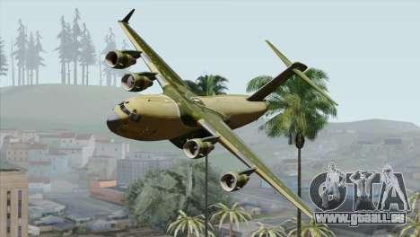 C-17A Globemaster III für GTA San Andreas