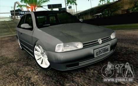Volkswagen Golf GL pour GTA San Andreas