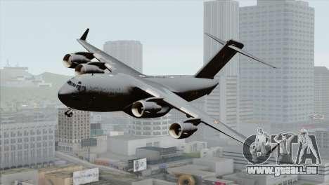 C-17A Globemaster III RAAF für GTA San Andreas