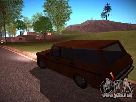 Rat Look Perennial pour GTA San Andreas laissé vue