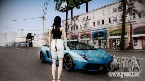 PhotoRealistic 2.0 Low settings pour GTA San Andreas quatrième écran