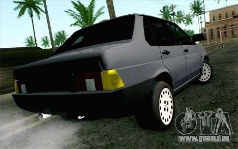 Fiat Regata für GTA San Andreas linke Ansicht