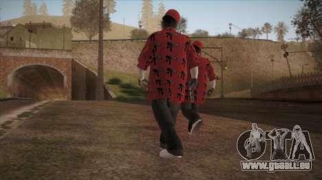 Simple ENB Series for Low PC für GTA San Andreas her Screenshot