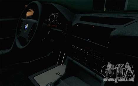 BMW M5 E34 Touring für GTA San Andreas rechten Ansicht