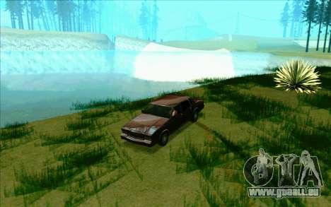 Tini ENB V2.0 Last pour GTA San Andreas quatrième écran