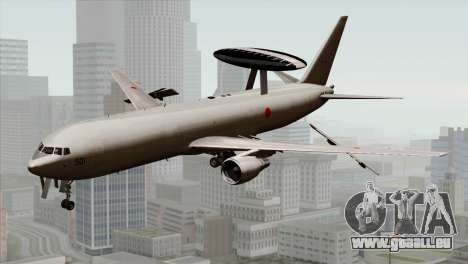 Boeing E-767 Japan Air Self-Defense Force EoJ für GTA San Andreas
